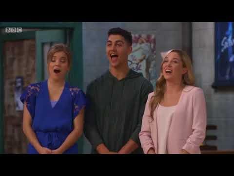 The Next Step Season 5 Episode 11 TNS WEST Quintet Routine