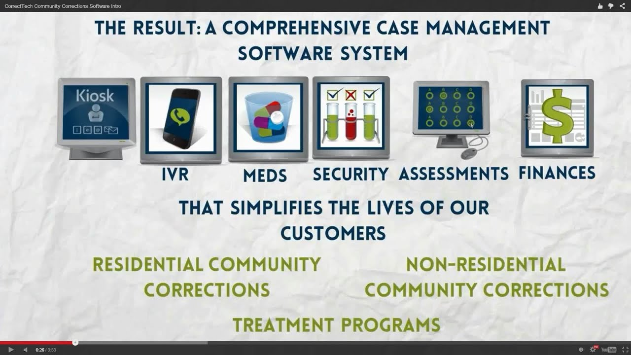 Community Corrections Software | CorrectTech