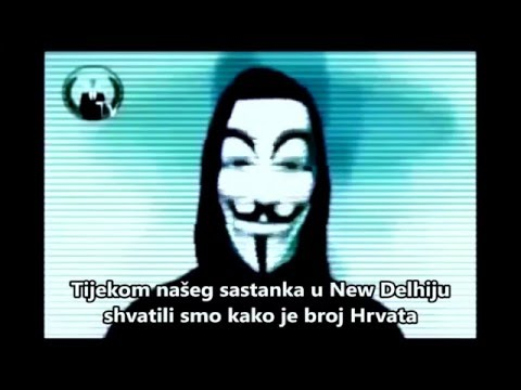 Anonymous message to the government of Bosnia and Herzegovina (February 2016)