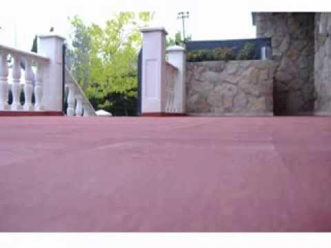 C mo impermeabilizar una terraza en solo 7 pasos doovi for Impermeabilizar terraza transitable