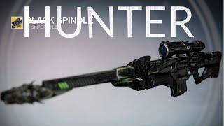 Destiny - Black Spindle Hunter Solo Walkthrough Guide (Lost To Light)