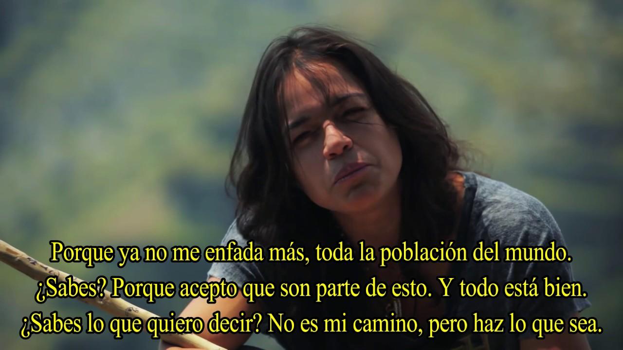 Michelle Rodríguez vs illuminati