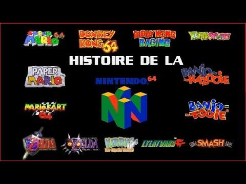 Chronique : Nintendo 64
