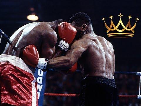 Mike Tyson - Hardest Body Shots💥💣 [HD]