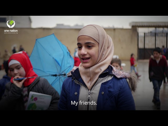What The Orphans In Syria Have Learnt ~ March 2021