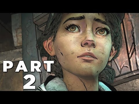 THE WALKING DEAD THE FINAL SEASON Walkthrough Gameplay Part 2 - AJ (Season 4 Episode 1)