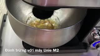 Máy đánh trứng gia đình Unie M2 siêu thích