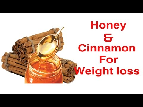 How To Use Honey And Cinnamon For Weight Loss