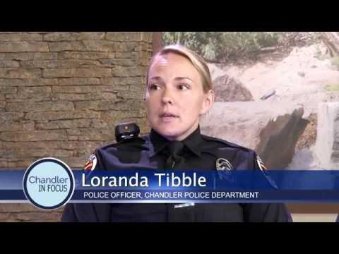 Chandler Police Dept.'s Mental Health Event 2016