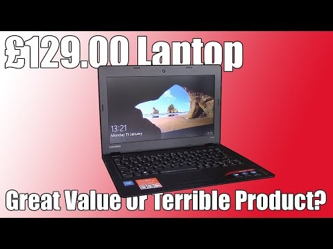 One Of The Cheapest Windows Laptops On The Market | Is It Any Good?