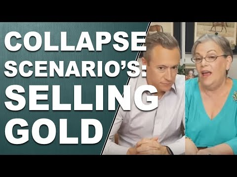 COLLAPSE SCENARIO'S: Selling your gold, New Money, Valuations, Beneficiaries, Etc. Q&A with Lynette