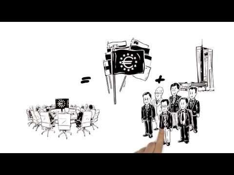 La BCE et l'Eurosystème expliqués en trois minutes