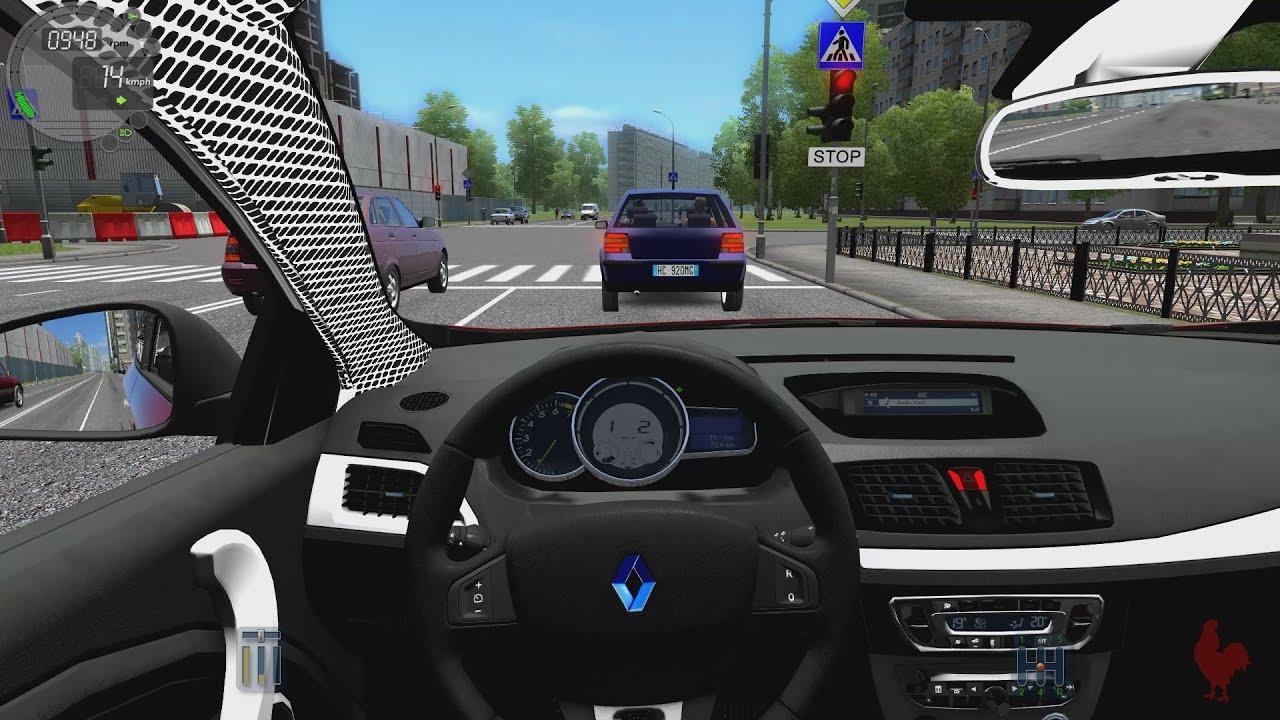 City Car Driving 1.5.x - Nissan Silvia S15 Araba Yaması ...