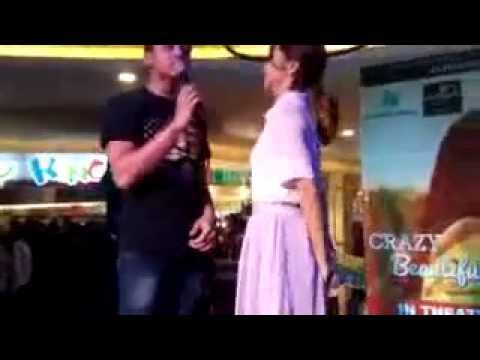Kathryn Bernardo & Daniel Padilla LIVE Duet at Fisher Mall