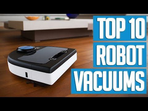 Best Robot Vacuums 2018   TOP 10 Robot Vacuum