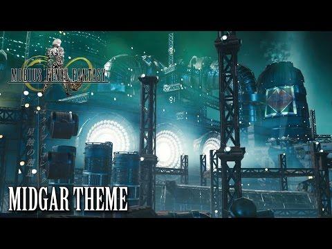Mobius FF / FF7 Remake OST Midgar Theme