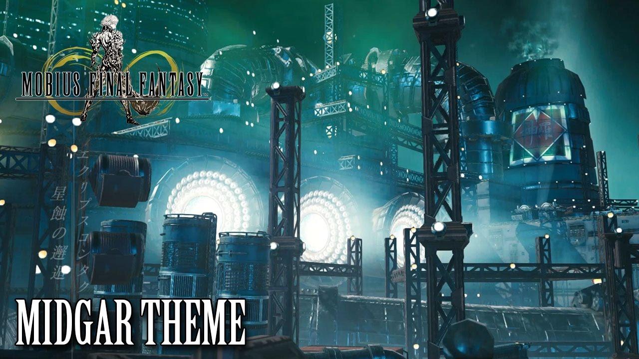Mobius FF FF7 Remake OST Midgar Theme YouTube