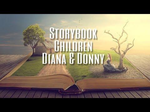 Storybook Children - Diana & Donny