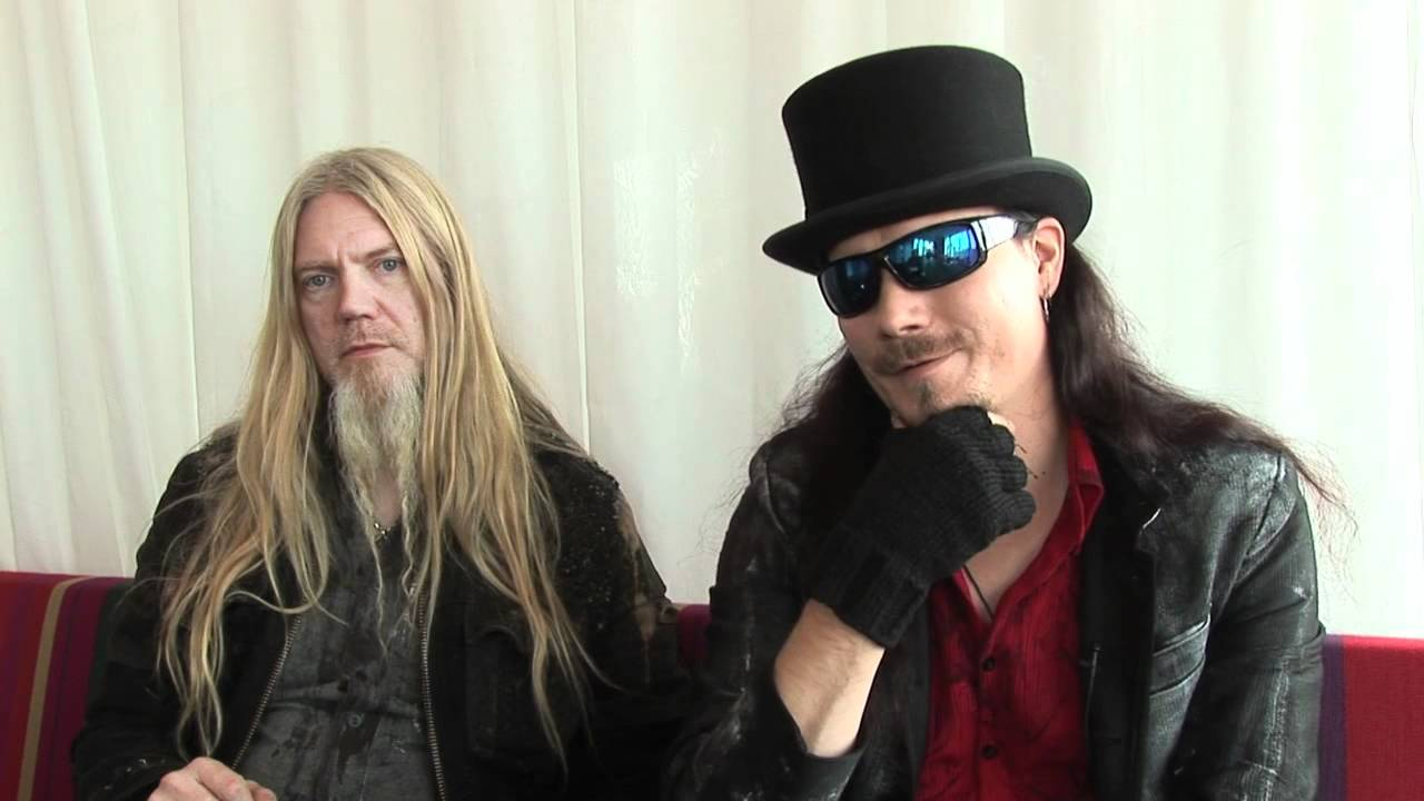 Tuomas holopainen married