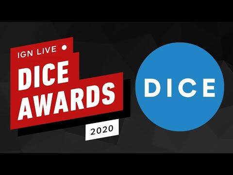 DICE Awards 2020 - IGN Live