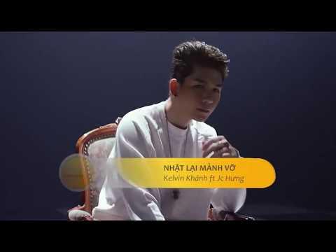 Nhặt Lại Mảnh Vỡ - Kelvin Khánh Karaoke