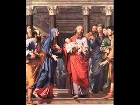 """Resultado de imagem para """"sicut scriptum est in lege Domini quia omne masculinum """""""