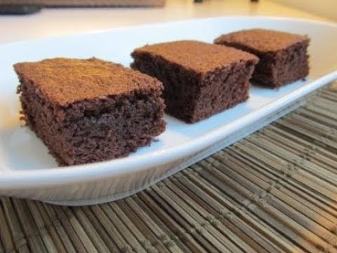 Easy Brownies Recipe Using Cocoa Powder/ Perfect & Moist Brownies Recipe