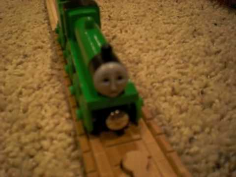 Repeat Trouble For Thomas Thomas Friends Wooden Railway Remake