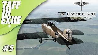 Rise of Flight | Career | Jasta 8 | E5 |  Channel Map