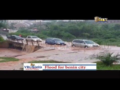 VBOSUNU: RAVAGING FLOOD FOR BENIN CITY