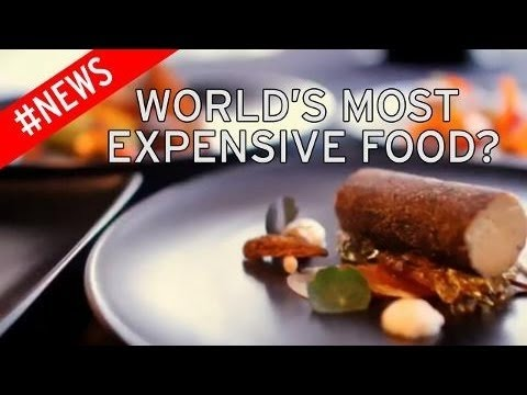 top 10 most expensive delicious foods in the world. Black Bedroom Furniture Sets. Home Design Ideas