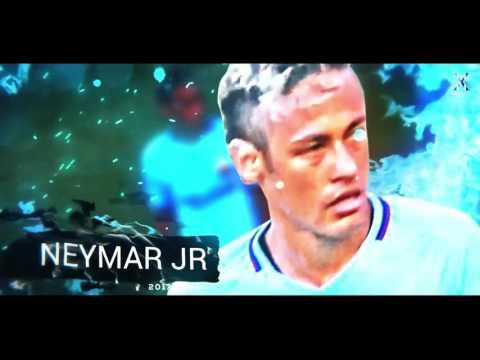 Cristiano Ronaldo vs Neymar Jr mejores jugadas y goles 2017 HD