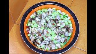 Pork Kilawin - Pinoy Salad - Filipino Pork Salad - Tagalog Videos - Kilawin -