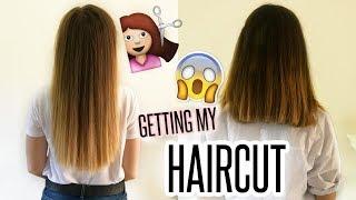 I GOT MY HAIRCUT!!   Summer Vlog #19