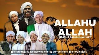 Allahu Allah - Hadroh Majelis Rasulullah Jawa Barat