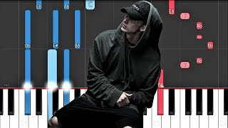 NF -Time (Piano Tutorial)