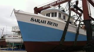 Commercial Fishing Boat 60' 1979 (Miller Marine) for sale by owner in Islip New York USA [SOLD}