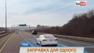 В Свердловской области поставят электрозаправку для пермяка с Tesla