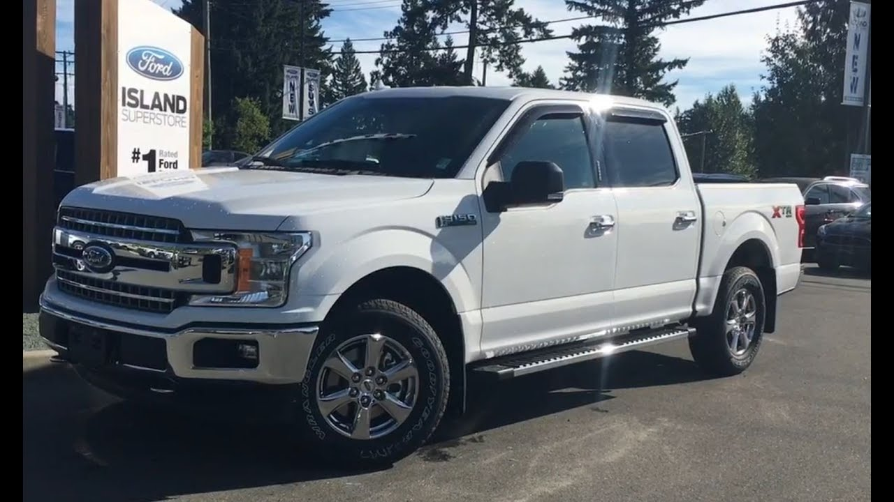 2018 ford f 150 xlt xtr 302a ecoboost supercrew w backup. Black Bedroom Furniture Sets. Home Design Ideas