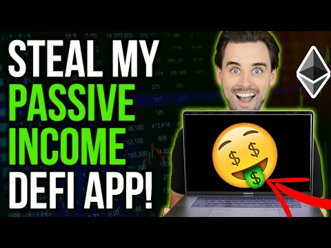 steal-my-passive-income-defi-app!