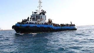 La Libye arrête 500 migrants en partance vers l