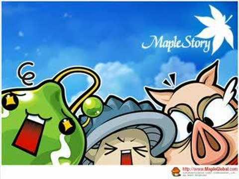 Maple Story Music-Henesy Market
