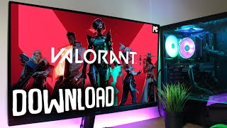 How To Download Val๐rant On PC For Free (Full Tutorial)   Valorant Download Guide