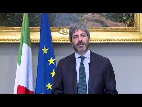 Festa della Liberazione 2021: videomessaggio del Presidente Fico