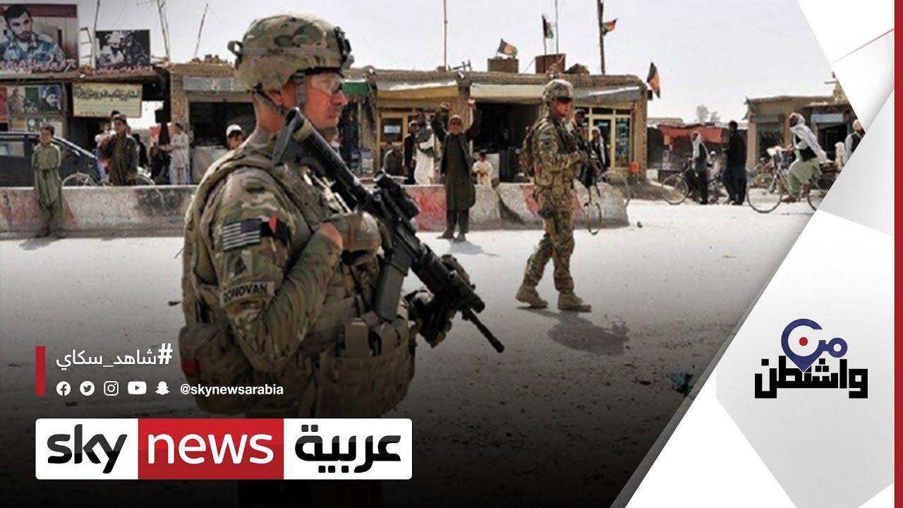 القوات الأميركية في العراق .. هدف صواريخ الميليشيات | #من_واشنطن  - نشر قبل 4 ساعة