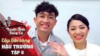 Vì sao nói Triệu Long, Thanh Lan cặp đôi nhạt nhòa nhất Cặp Đôi Vàng Mùa 3?