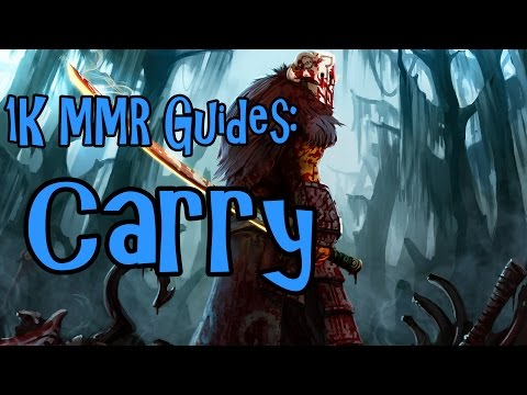 1k MMR Guides: Carry
