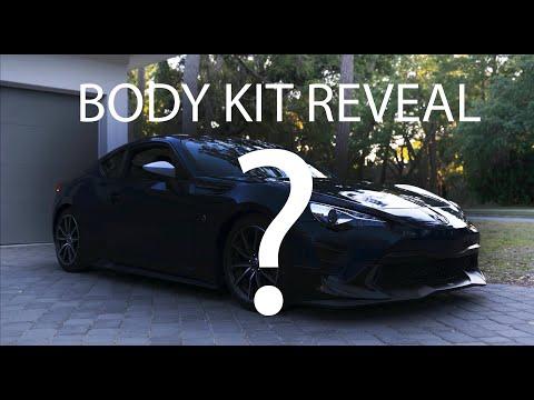 Toyota 86 RARE Body Kit Reveal!