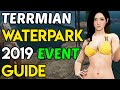 Terrmian Waterpark 2019 Complete Guide + Easy Jumping Puzzle Tutorial