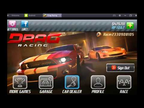 Drag Racing Hack--►Get 99999 Cash And RP◄ |How To Use| Tutorial!!